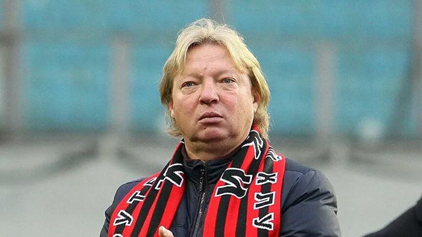 Гендиректор «Химок» прокомментировал слова Юрана о продаже места клуба в РПЛ