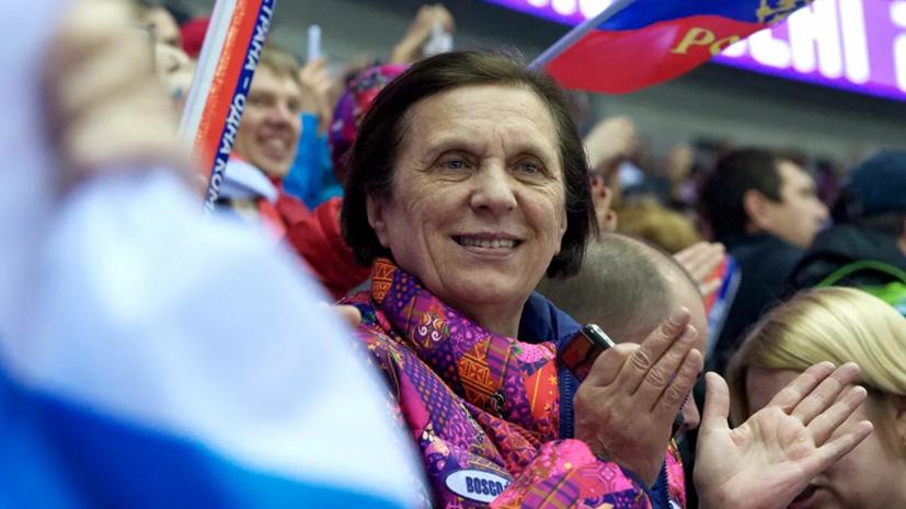 Татьяна Овечкина поделилась воспоминаниями об Олимпиаде в Москве