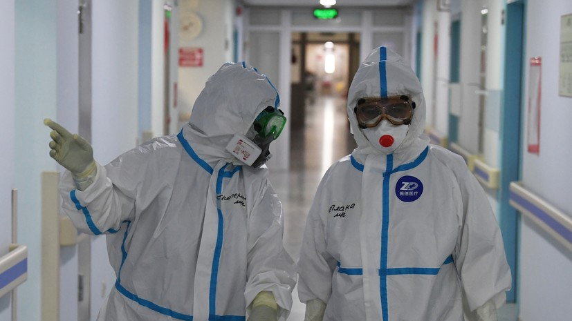 В Петербурге назвали число заболевших коронавирусом медработников