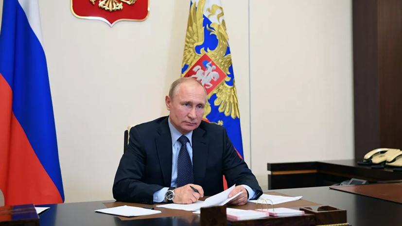 Путин подписал закон о введении присяги для росгвардейцев