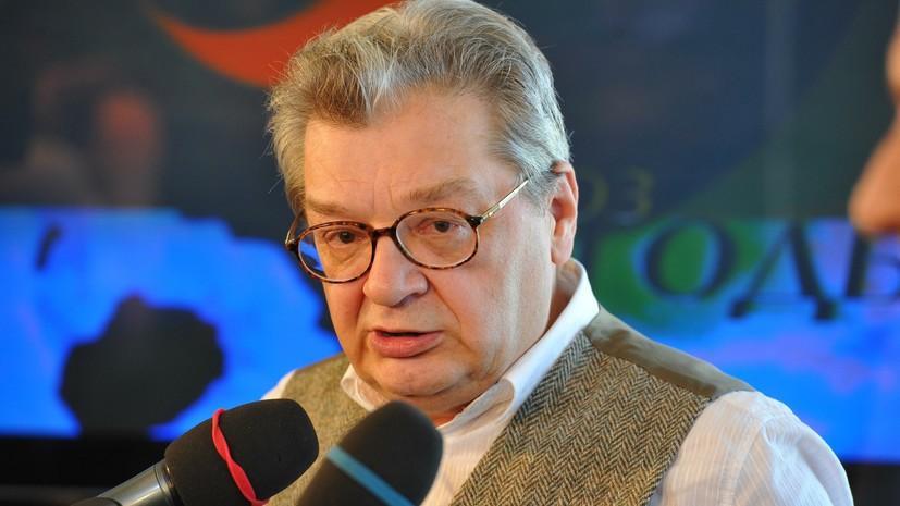 Певец Прохор Шаляпин поделился воспоминаниями о Беляеве