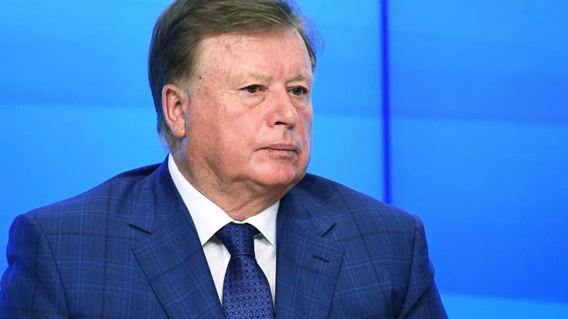 Тягачёв прокомментировал сообщение о смерти художника Чижикова
