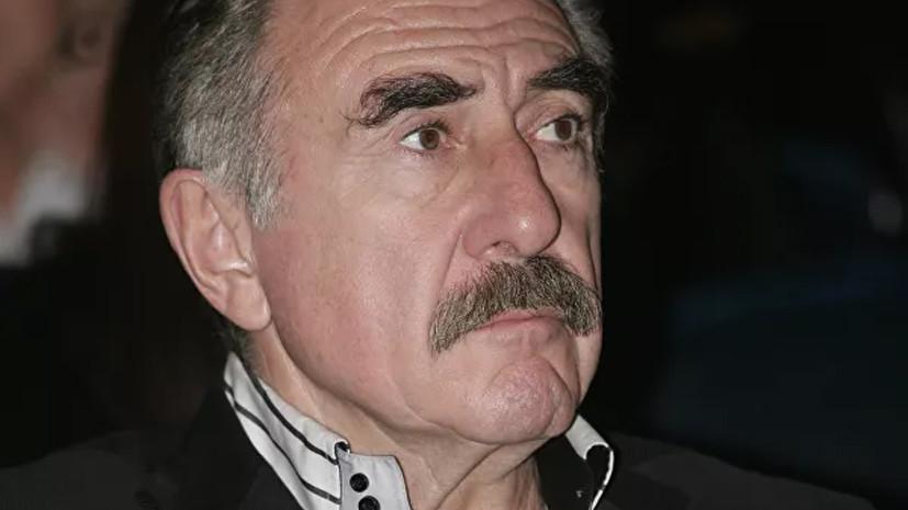 Леонид Каневский выразил соболезнования в связи со смертью Александра Беляева
