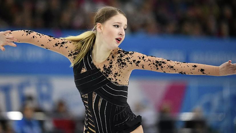 Фигуристка Сотскова рассказала о том, как живётся спортсменам после завершения карьеры