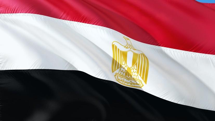 Парламент Египта одобрил возможную отправку войск за пределы страны