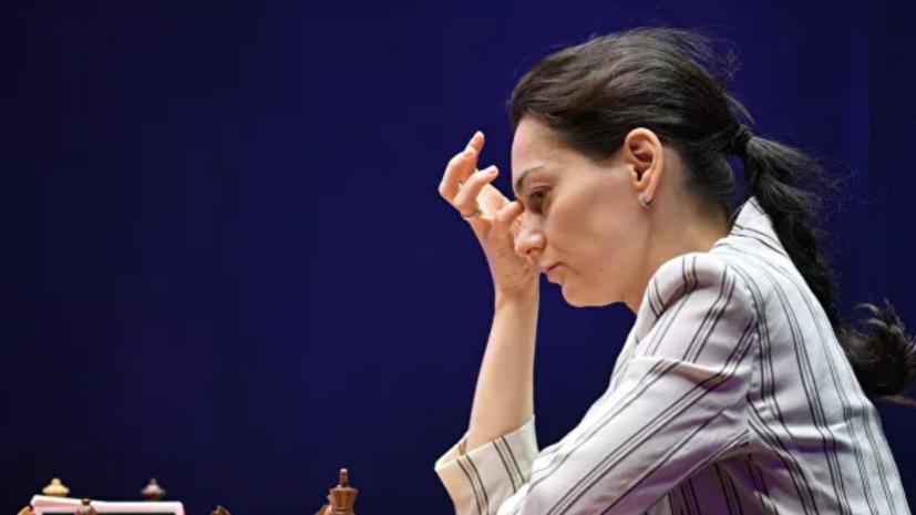 Костенюк уступила украинке Ушениной в суперфинале онлайн-турнира по быстрым шахматам