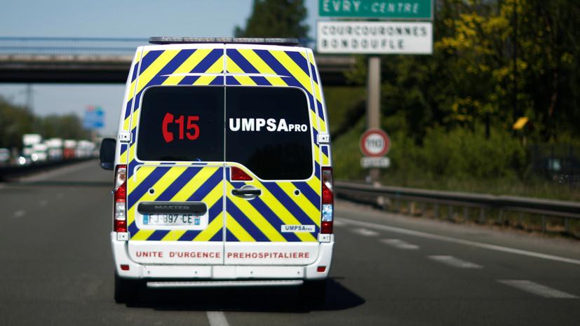 Пять детей погибли в результате ДТП во французском Дроме