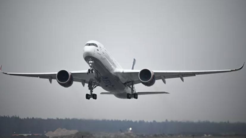 СМИ: Международные рейсы могут разрешить из шести городов России