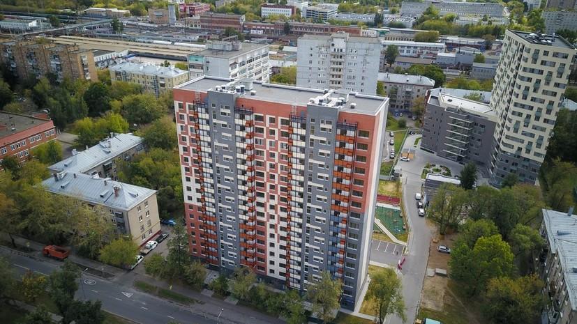 В России предложили определить срок службы жилых домов