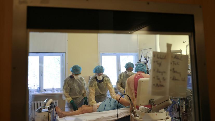 В Германии выявили 522 случая заболевания коронавирусом за сутки