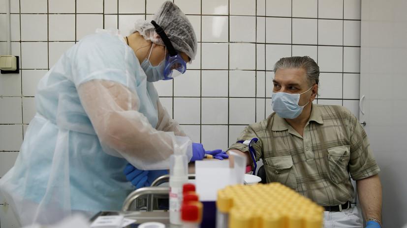 Более 25,4 млн тестов на коронавирус проведено в России
