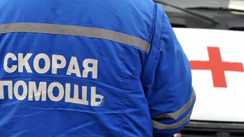 В Омской области проводится проверка по факту падения ребёнка из окна второго этажа