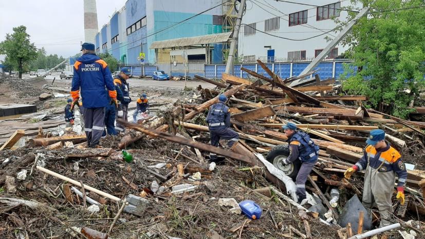 В МЧС рассказали о ситуации с подтоплениями в Свердловской области