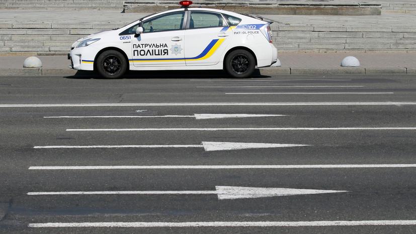 В МВД Украины рассказали о захватившем автобус в Луцке