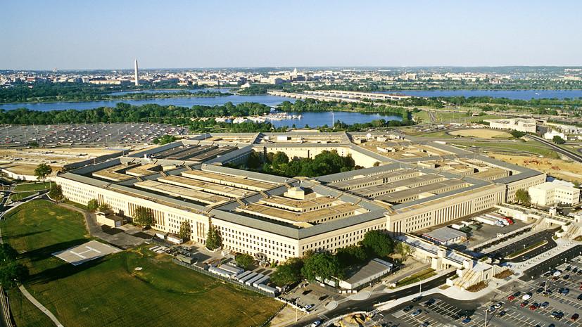 Глава Пентагона сообщил о намерении посетить Китай