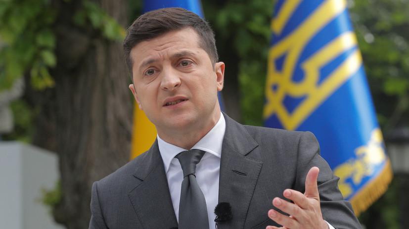 Зеленский заявил, что с захватившим автобус в Луцке идут переговоры