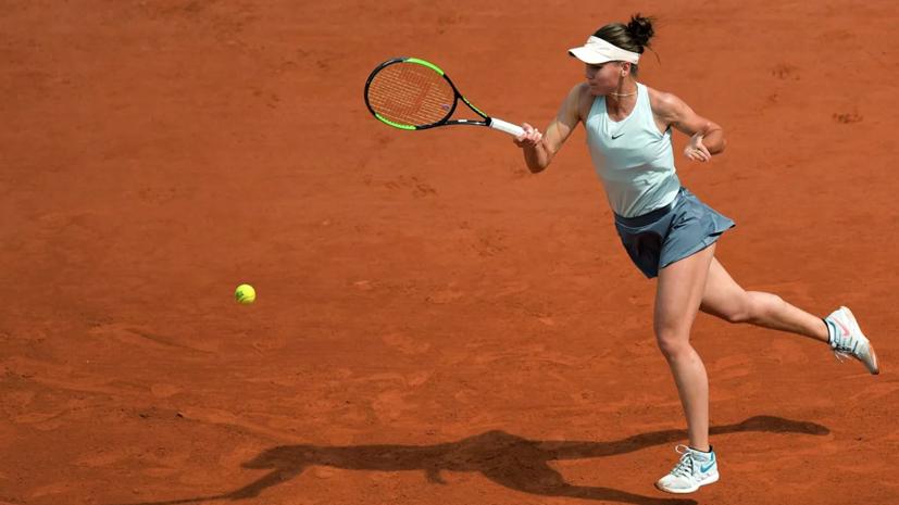 Теннисистка Кудерметова не считает предательством возможную смену гражданства легкоатлетами