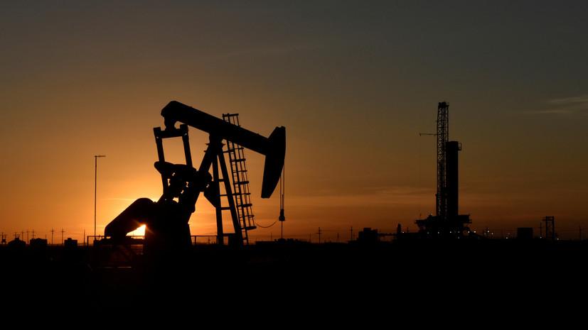 Июльский подъём: цена нефти Brent впервые с начала марта превысила $44 за баррель