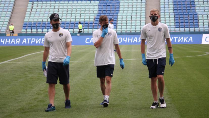 ФК «Сочи» получил техническое поражение за неявку на матч с «Тамбовом»