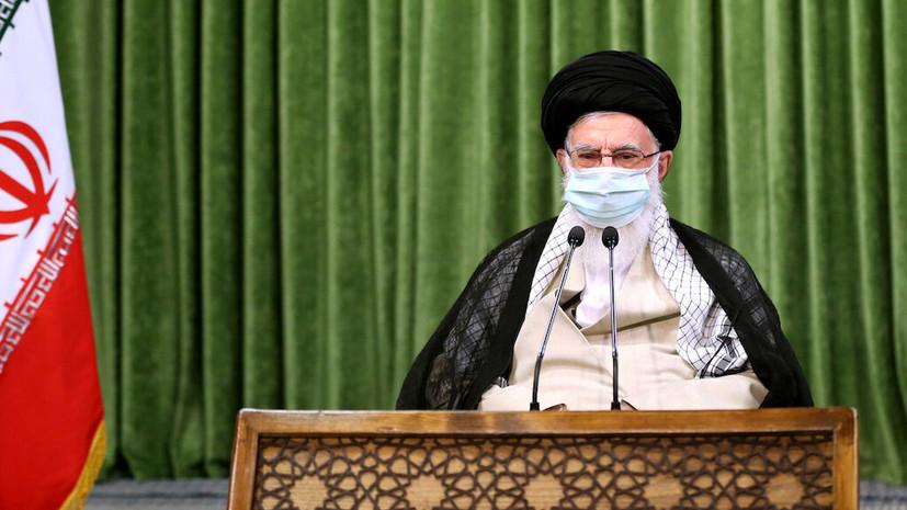 В Иране рассчитывают, что Ирак выдворит американский контингент