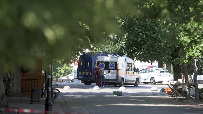 Аваков назвал неуравновешенным захватившего автобус в Луцке