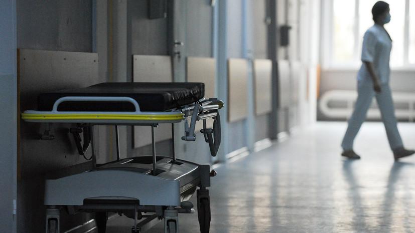 За сутки в России скончались 165 пациентов с коронавирусом
