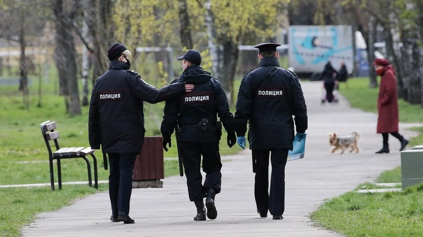 В Москве за нарушение самоизоляции выписано около 94 тысяч штрафов