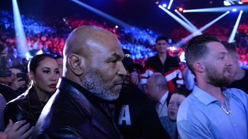 Джонс заявил, что готов вернуться на ринг ради боя с Тайсоном