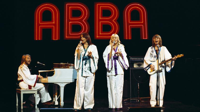 Воссоединение четвёрки: ABBA выпустит пять новых песен