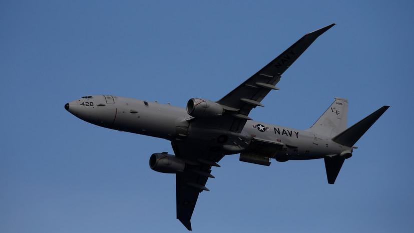 Силы ПВО сопроводили самолёты НАТО над Балтийским и Чёрным морями