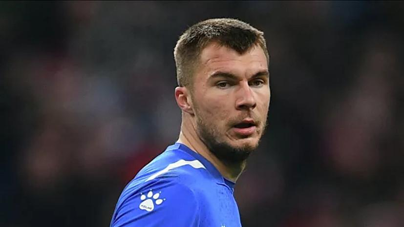 Комличенко признался, что пока недоволен своей игрой за «Динамо»