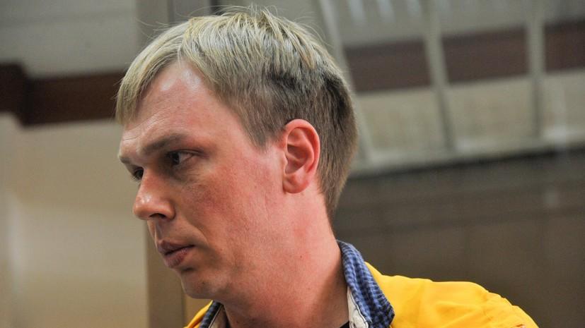 Мосгорсуд отменил продление ареста экс-полицейским по делу Голунова