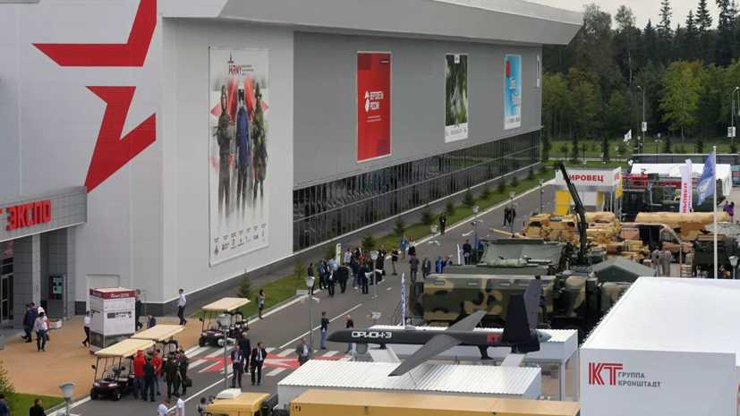 На форуме «Армия-2020» пройдёт круглый стол об обеспечении военнослужащих в полевых условиях