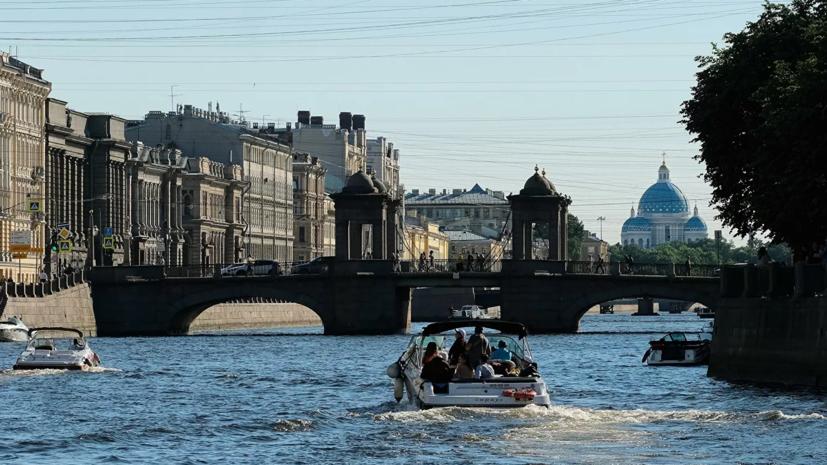 Синоптики предупредили об усилении ветра до 15 м/с в Петербурге