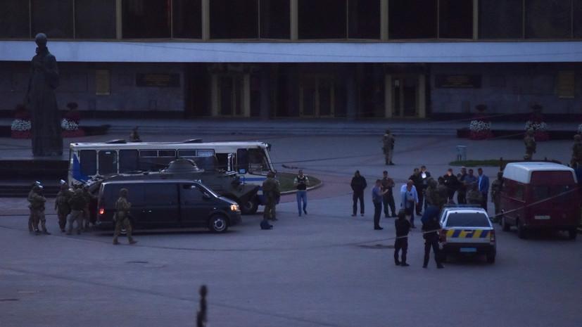 Подполковник ФСБ в отставке прокомментировал захват заложников в Луцке