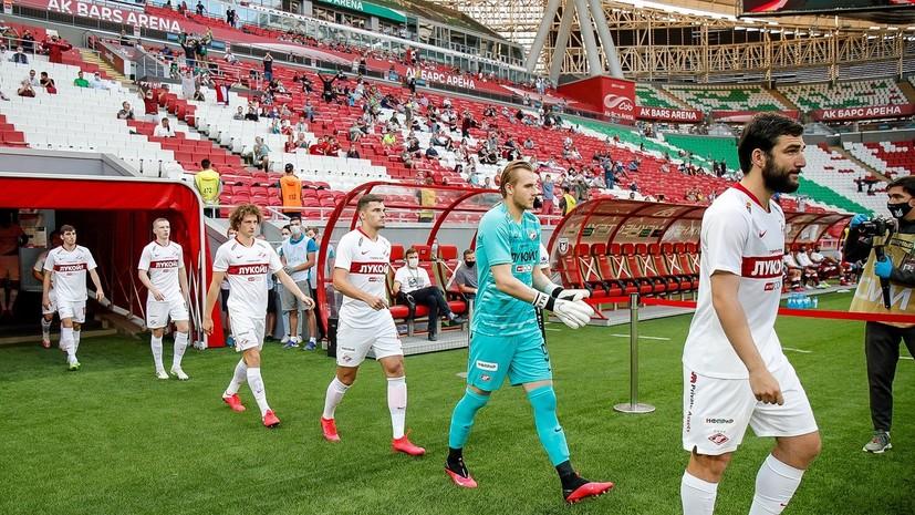 Газизов уверен, что «Спартак» успешнее выступит в следующем сезоне