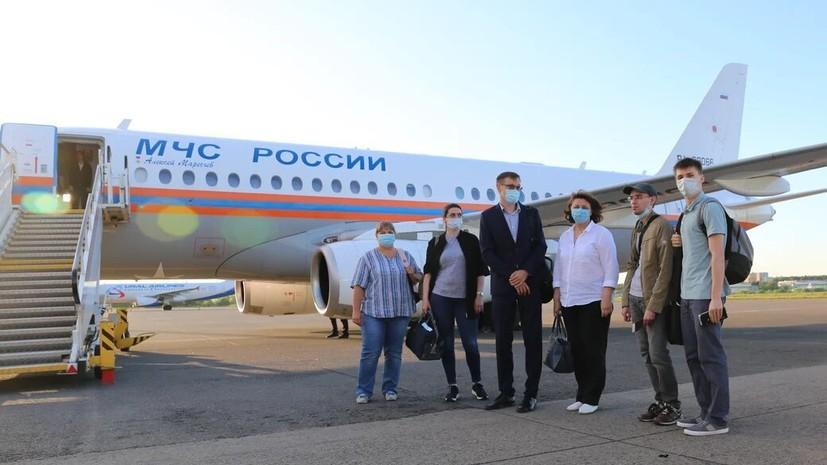 Российские медики вылетели в Киргизию для помощи в борьбе с COVID-19