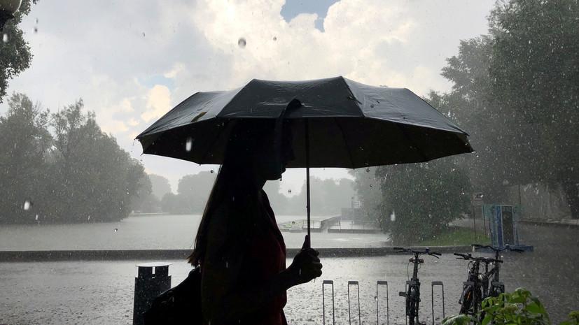 Вильфанд: нынешнее лето в Москве может стать самым дождливым в истории
