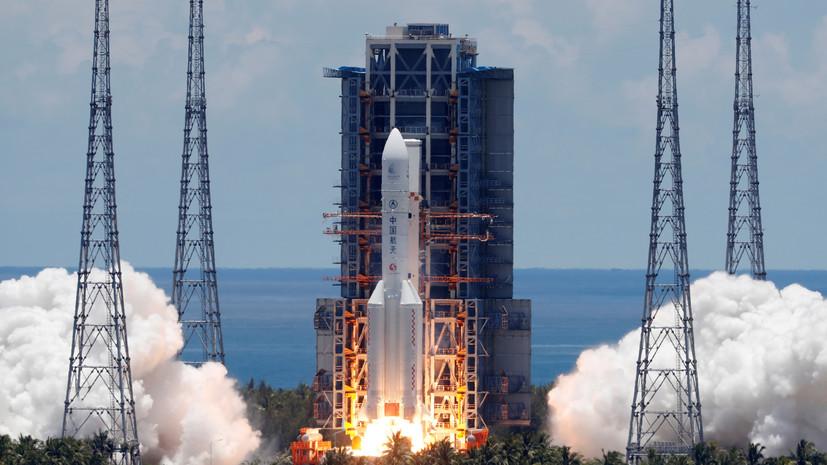 Китайский зонд для исследования Марса успешно вышел на орбиту
