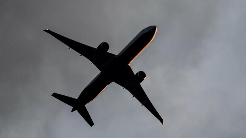 Китай ведёт диалог с Россией по возобновлению авиасообщения