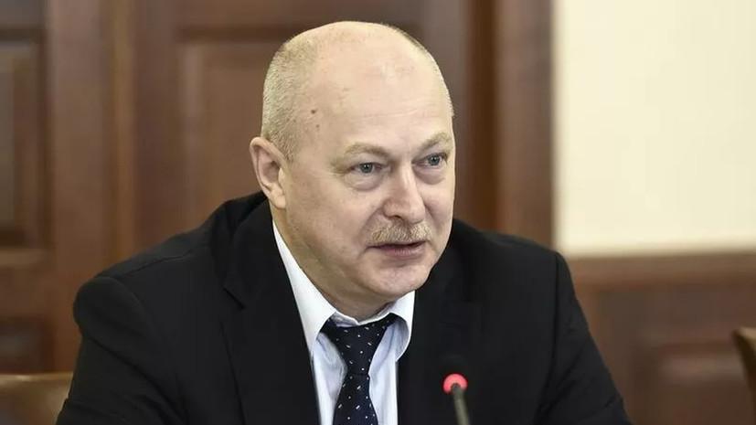 Новиков освобождён от должности заместителя министра спорта России