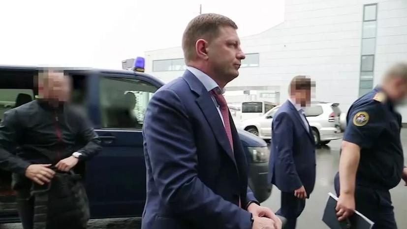 Бастрыкин прокомментировал расследование дела Фургала