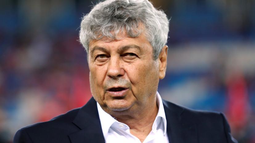 Ультрас киевского «Динамо» резко отреагировали на назначение Луческу