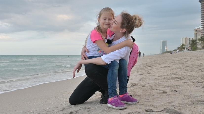«Он человек слова»: хабаровчанка Олеся Смирнова рассказала, как Михаил Дегтярёв помог ей вернуть дочь