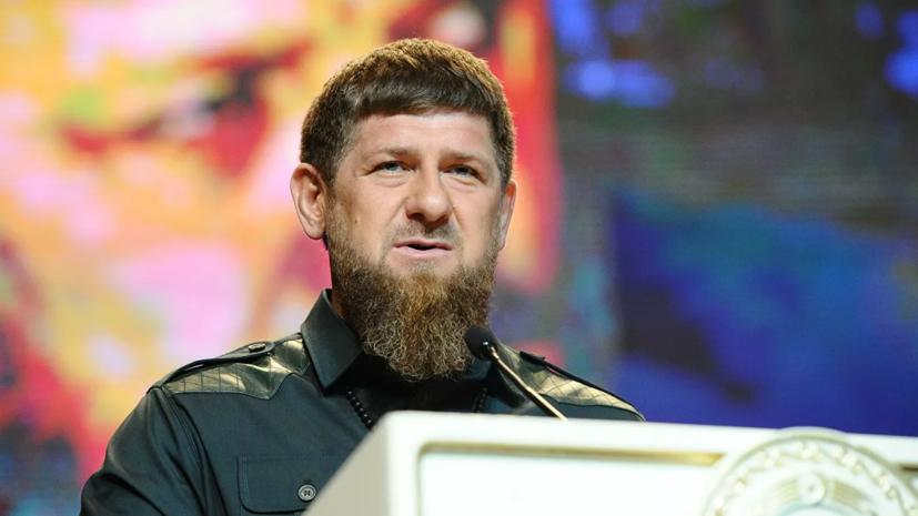 Кадыров рассказал о присвоении ему звания генерал-майора