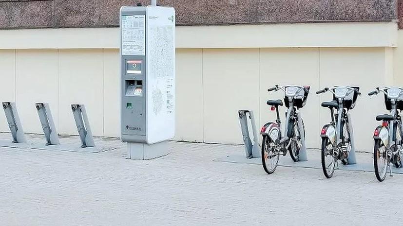 Услугами велопроката в Москве воспользовались более 2,5 млн раз с начала сезона