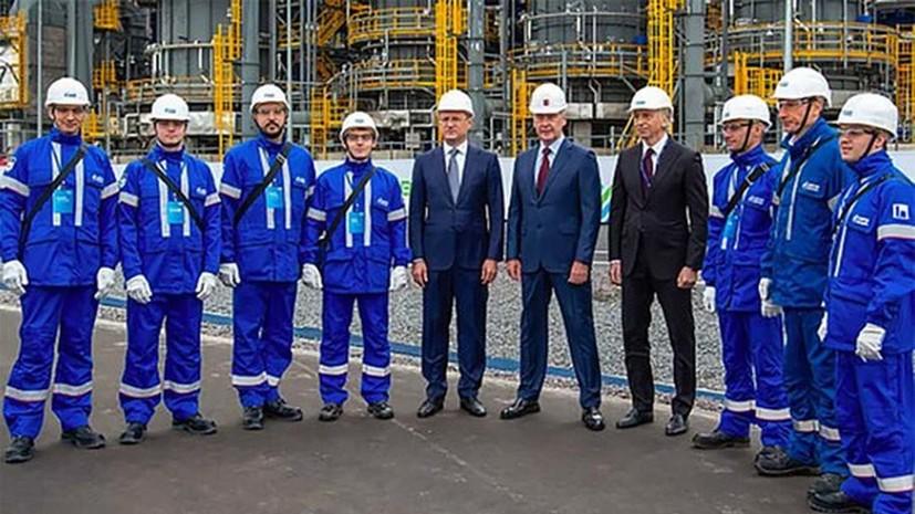 Собянин оценил ситуацию с экологией в Москве