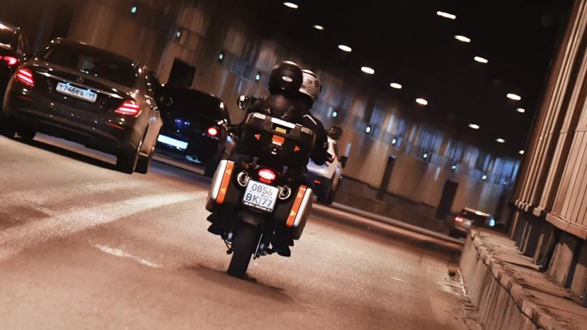 В Госдуме прокомментировали идею о наказании для мотоциклистов за опасное лавирование