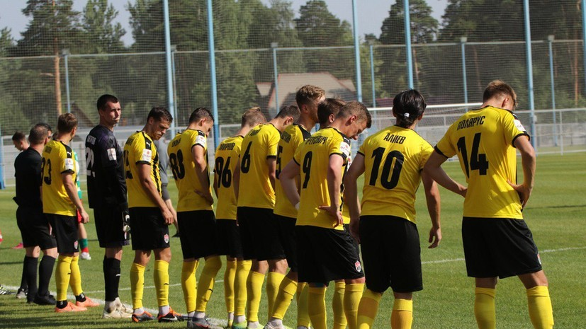 Футболист «Химок»: мы готовимся к «Зениту», а не к тому, как нас будут судить