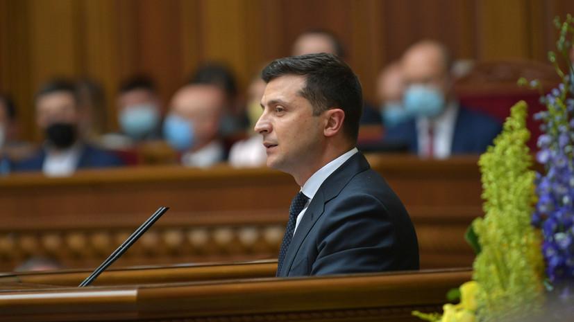 Зеленский потребовал расшифровать каждый пункт Минских соглашений